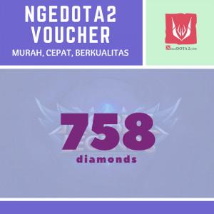 Top Up 758 Diamonds
