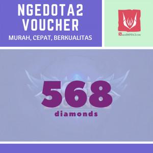Top Up 568 Diamonds
