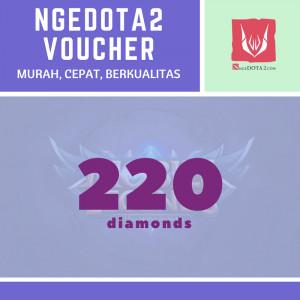 Top Up 220 Diamonds