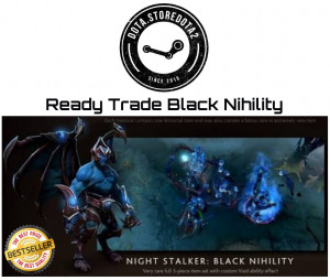 Black Nihility (Immortal Night Stalker Set)