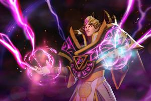 Sinister Lightning (Invoker Set)