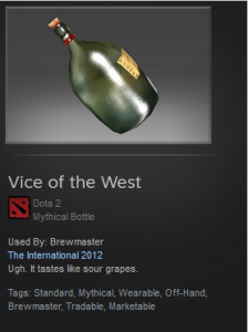 Vice of the West (Brewmaster)