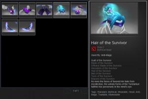 Guilt of the Survivor (Anti Mage Set)