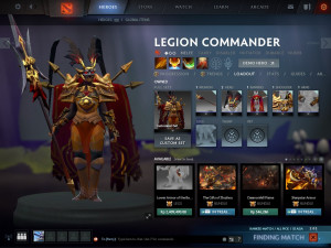 The Gifts of Zhuzhou (Legion Commander Set)
