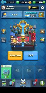 Arena 11 | 12 Legendary