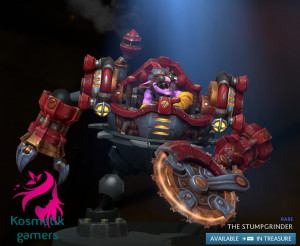 The Stumpgrinder (Timbersaw Set)