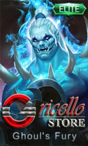 Ghoul's Fury (Elite Skin Balmond)