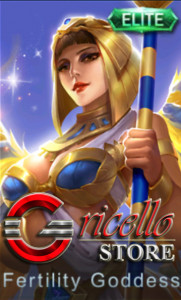 Fertility Goddess (Elite Skin Rafaela)