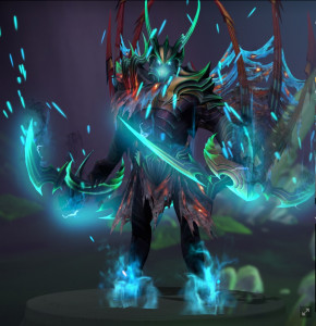Foulfell Corruptor (Terrorblade Set)