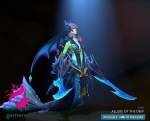 Allure of the Deep (Naga Siren Set)