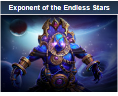 Exponent of the Endless Stars (Enigma Set)