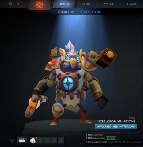 Steelcrow Munitions (Clockwerk Set)