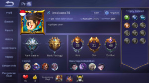 Hero 33 Skin 21|All Unbint|Grand Master 1|GG