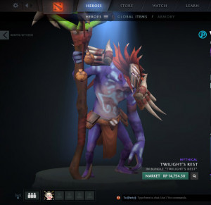 Twilight's Rest (Witch Doctor Set)