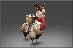 The Llama Llama (Courier)