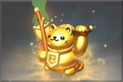 Golden Fortune's Tout (Immortal Juggernaut)