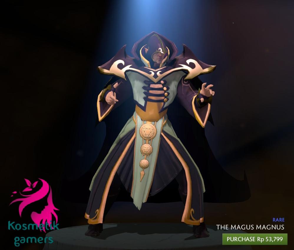 The Magus Magnus (Invoker Set)