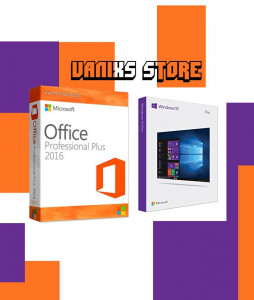 Paket Microsoft Original Retail Key