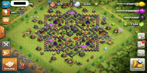 Town Hall 9 Max Builder 5 Gems 2600+