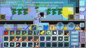 Sell akun Zeus and item+World
