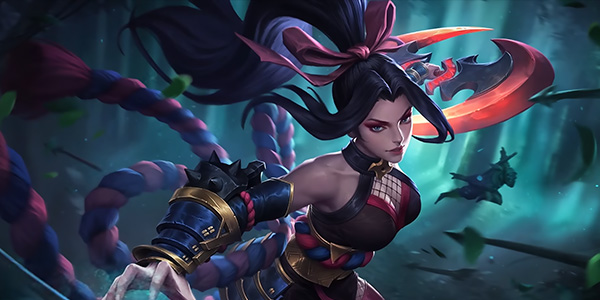 Hero Review - Hanabi, Scarlet Flower