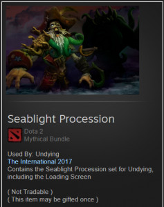 Seablight Procession (Undying Set)
