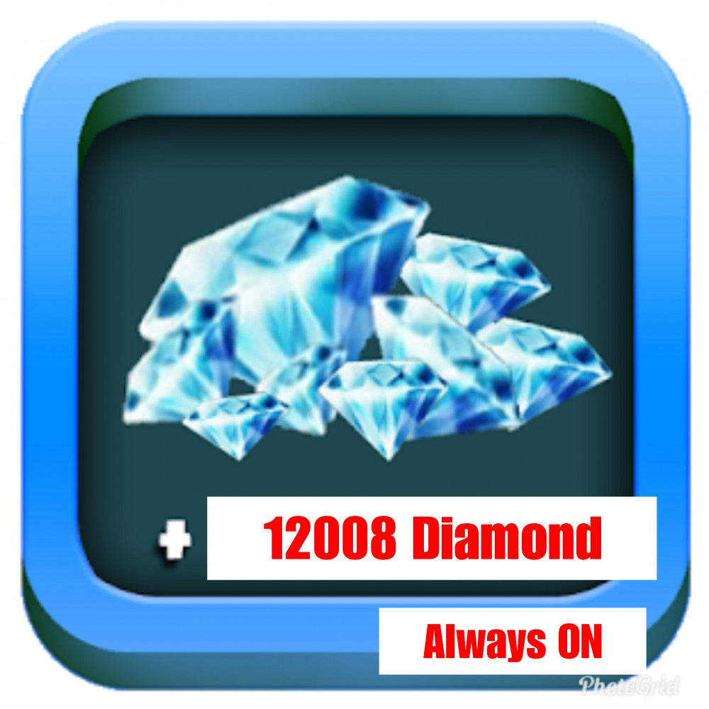 Top up 12008 Diamonds