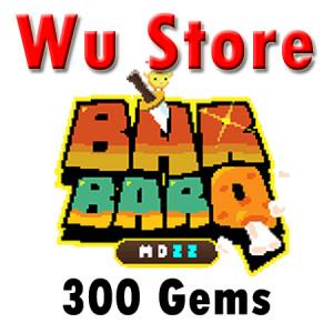 Top Up 300 Gems