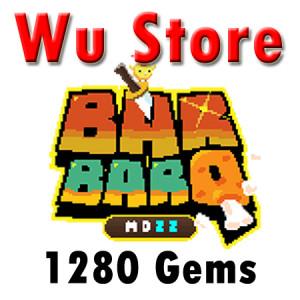 Top Up 1280 Gems