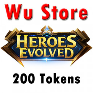 200 Tokens (All Server)