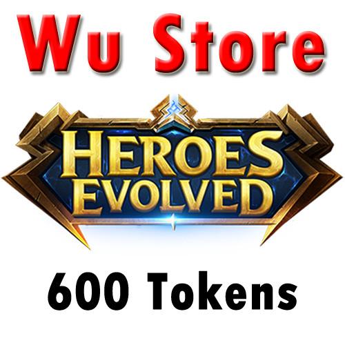 600 Tokens (All Server)