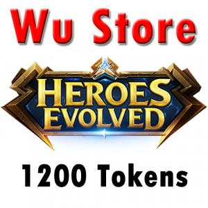1200 Tokens (All Server)