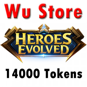 14000 Tokens (All Server)