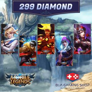 Present Skin 299 Diamond
