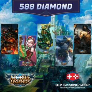 Present Skin 599 Diamond