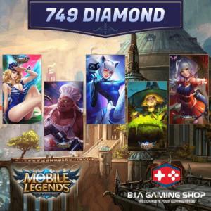 Present Skin 749 Diamond