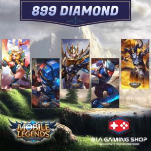 Present Skin 899 Diamond