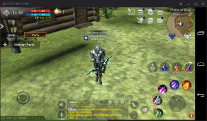 LINEAGE 2 SUPER OVERPOWER GG