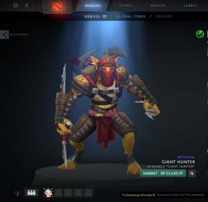 Giant Hunter (Bounty Hunter Set)