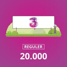3 (Three) 20.000