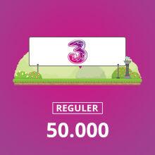 3 (Three) 50.000
