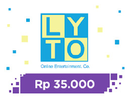 LytoCredit 35.000 - 10.000 Koin