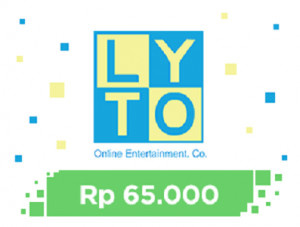 LytoCredit 65.000 - 20.000 Koin