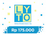 LytoCredit 175.000 - 57.000 Koin