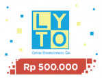 LytoCredit 500.000 - 163.000 Koin