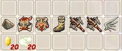 Paket Low - Mid Level [16x -20x] Assassin (Cheap)