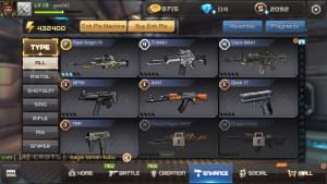 FLASH KNIGHT LV7+VISION M4A1 + TI M4A1