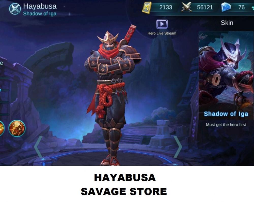 Hayabusa (Assassin)