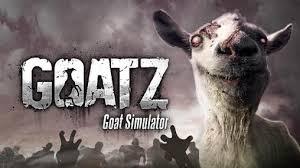 Goat Simulator: GoatZ (Goat Simulator DLC)