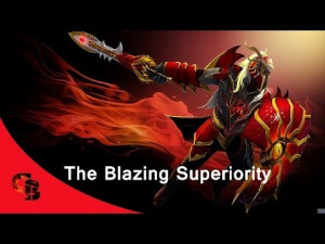 The Blazing Superiority (Dragon Knight Set)